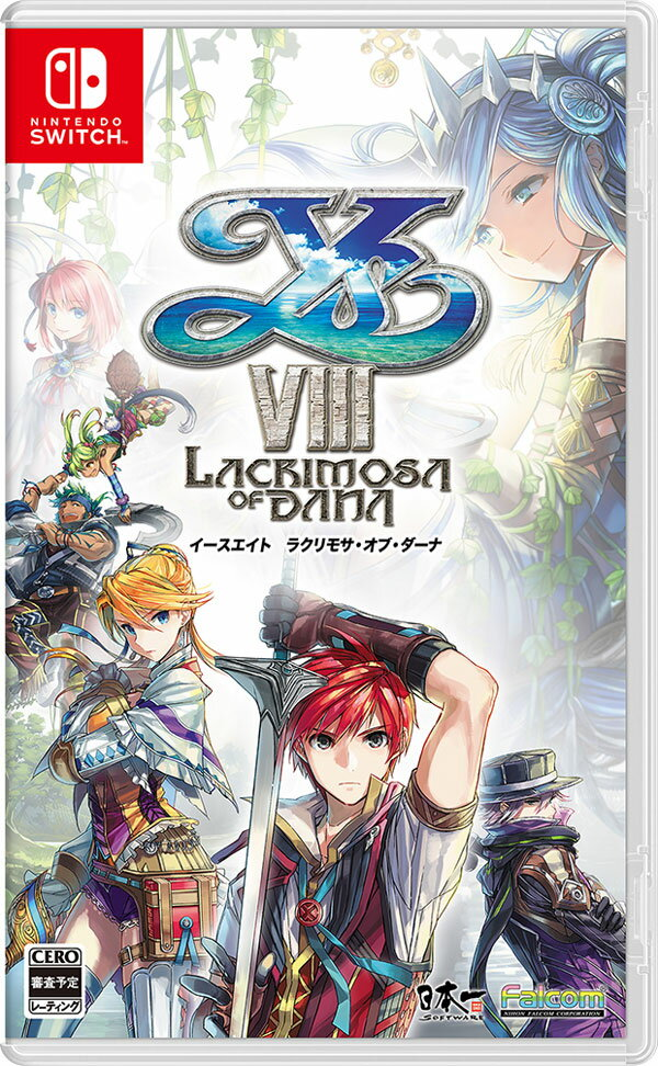 イースVIII -Lacrimosa of DANA- Nintendo Switch版