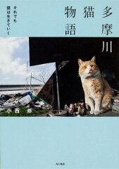【送料無料】多摩川猫物語 [ 小西修 ]