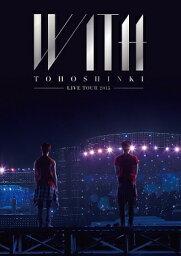 【ポスター無し】 東方神起 LIVE TOUR 2015 WITH [ 東方神起 ]