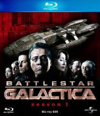 【送料無料】 10/4 9:59までGALACTICA/ギャラクティカ シーズン1 ブルーレイBOX【Blu-ray】 ...