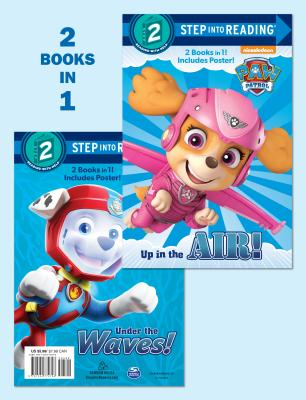 Up in the Air!/Under the Waves! (Paw Patrol)画像