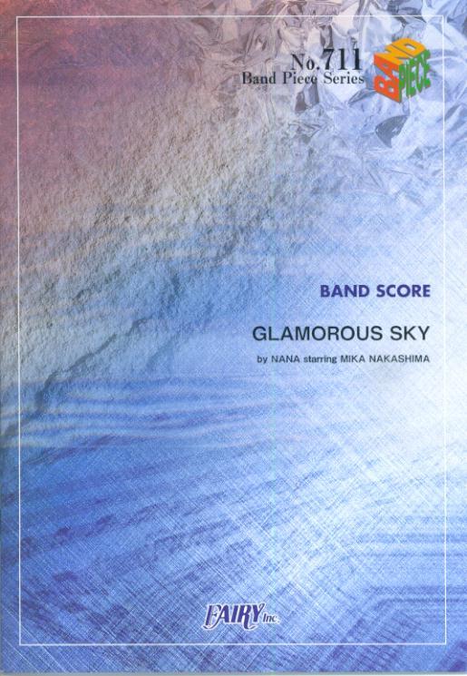 GLAMOROUS SKY/NANA starring MIKA NAKASHI画像