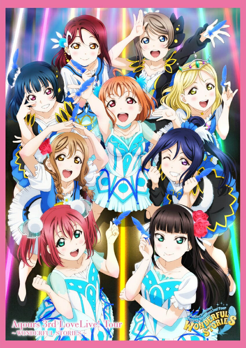 アニメ, その他 !!! Aqours 3rd LoveLive! Tour WONDERFUL STORIES Aqours