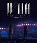 【ポスター無し】 東方神起 LIVE TOUR 2015 WITH 【Blu-ray】