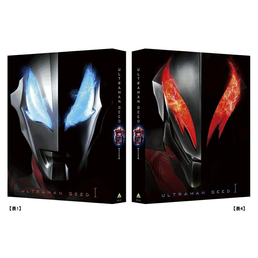 ウルトラマンジード Blu-ray BOX I【Blu-ray】画像
