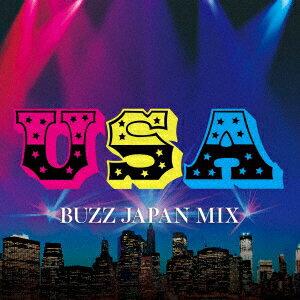 邦楽, その他 USA -BUZZ JAPAN MIX- (V.A.)