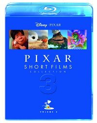 ピクサー・ショート・フィルム Vol.3(Blu-ray Disc)