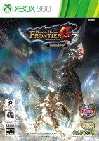 モンスターハンター フロンティアG7 プレミアムパッケージ Xbox360版の画像