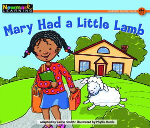 Mary Had a Little Lamb Leveled Text MARY HAD A LITTLE LAMB LEVELED (Rising Readers: Nursery Rhyme Tales, Level A) [ Carrie Smith ]