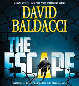 The Escape ESCAPE 13D (John Puller) [ David Baldacci ]