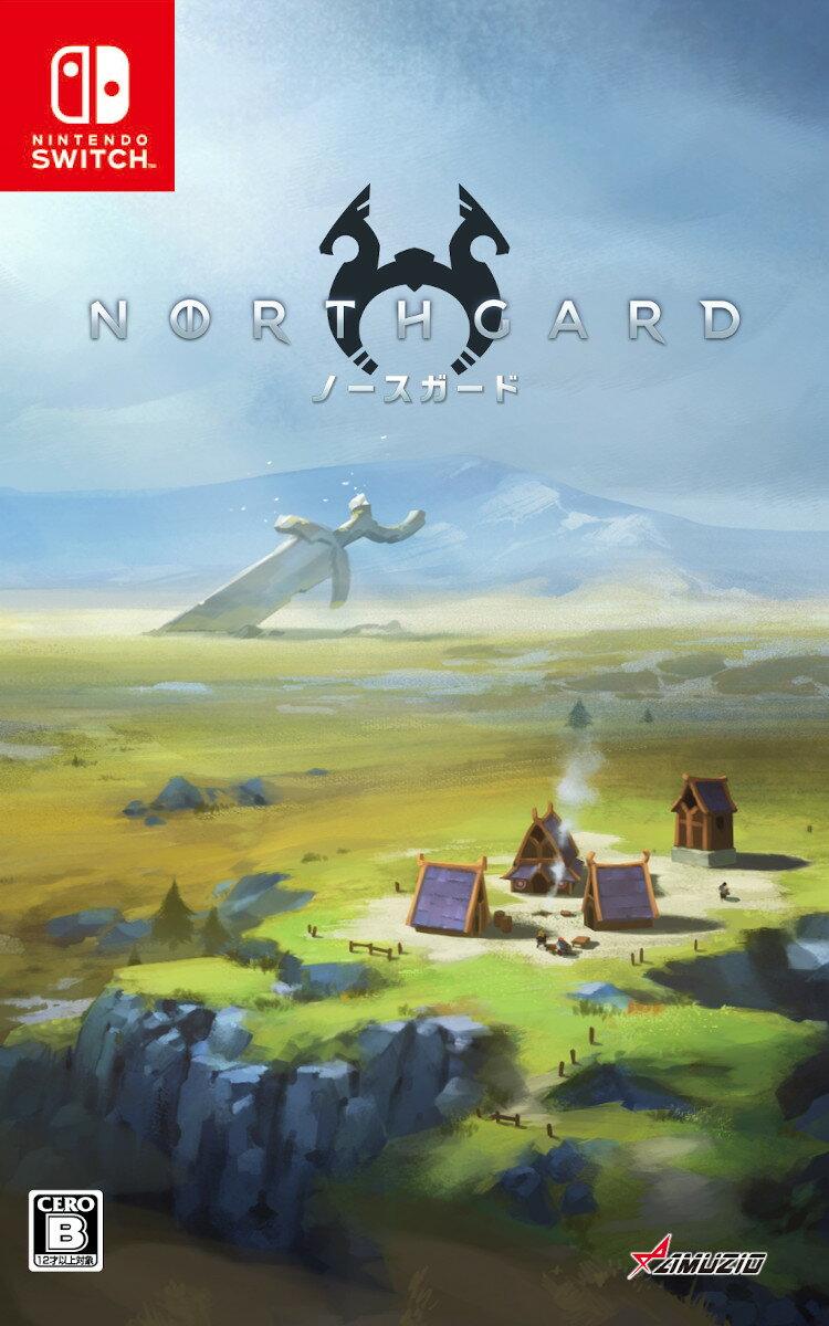 【早期予約特典】Northgard(ノースガード) Switch版(【外付】オリジナルアートブック)