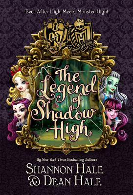 Monster High/Ever After High: The Legend of Shadow High画像