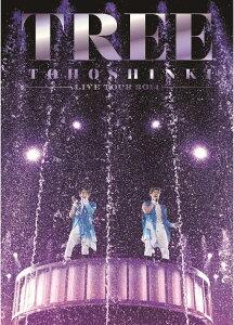 【楽天ブックスならいつでも送料無料】【特典あり版】東方神起LIVE TOUR 2014 TREE [DVD3枚組...