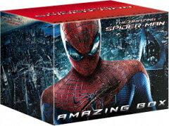 【楽天ブックスならいつでも送料無料】アメイジング・スパイダーマン アメイジングBOX【Blu-ray...