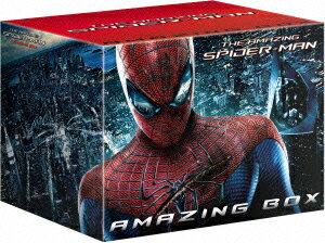【楽天ブックスなら送料無料】アメイジング・スパイダーマン アメイジングBOX【Blu-ray】 [ ア...