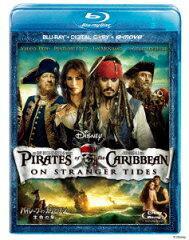 【先着特典付き】パイレーツ・オブ・カリビアン/生命の泉【Blu-ray】 【Disneyzone】