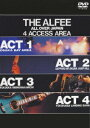 THE ALFEE ALL OVER JAPAN 4 ACCESS AREA 1988【初回生産限定】 [ THE ALFEE ]