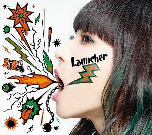 【楽天ブックスならいつでも送料無料】Launcher (初回限定盤 CD+Blu-ray) [ LiSA ]