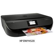 HP A4インクジェット複合機 ENVY4520