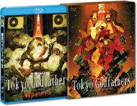 東京ゴッドファーザーズ【Blu-ray】