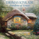 THOMAS KINKADE GARDENS OF GRACE 2018 WAL [ THOMAS KINKADE ]