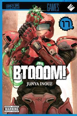 Btooom!, Volume 17画像