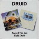 【送料無料】【輸入盤】 Toward The Sun / Fluid Druid [ Druid ]