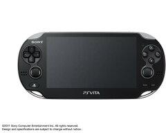 PlayStation(R)Vita 3G/Wi-Fiモデル クリスタル・ブラック 初回限定版