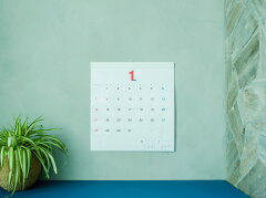 ほぼ日ホワイトボードカレンダー2018 フルサイズ