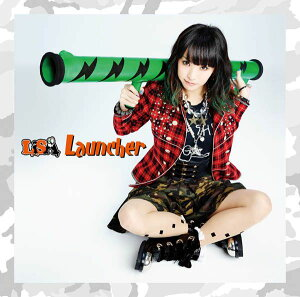【楽天ブックスならいつでも送料無料】Launcher [ LiSA ]