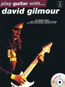 Play Guitar With...David Gilmour [With CD] PLAY GUITAR WITHDAVID GIL [ David Gilmour ]