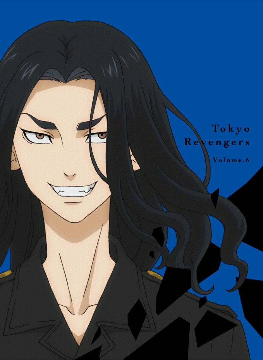 『東京リベンジャーズ』第6巻【Blu-ray】