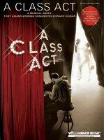 【輸入楽譜】CLASS ACT, A