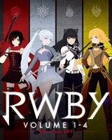 RWBY Volume 1-4 ブルーレイSET<初回仕様>【Blu-ray】