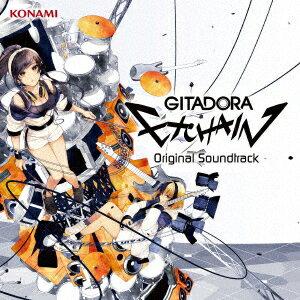 GITADORA EXCHAIN Original Soundtrack画像