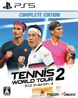 テニス ワールドツアー 2 COMPLETE EDITION PS5版