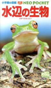 【楽天ブックスならいつでも送料無料】小学館の図鑑 NEO POCKET -ネオぽけっとー水辺の生物 [ ...