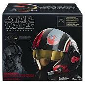 スター・ウォーズ ブラックシリーズ エレクトロニックヘルメット ポー・ダメロン