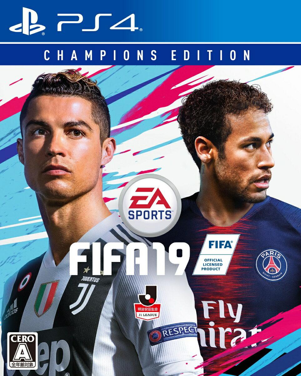 FIFA 19 Champions Edition PS4版