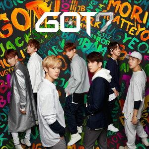 モリ↑ガッテヨ (初回限定盤B CD+DVD) [ GOT7 ]