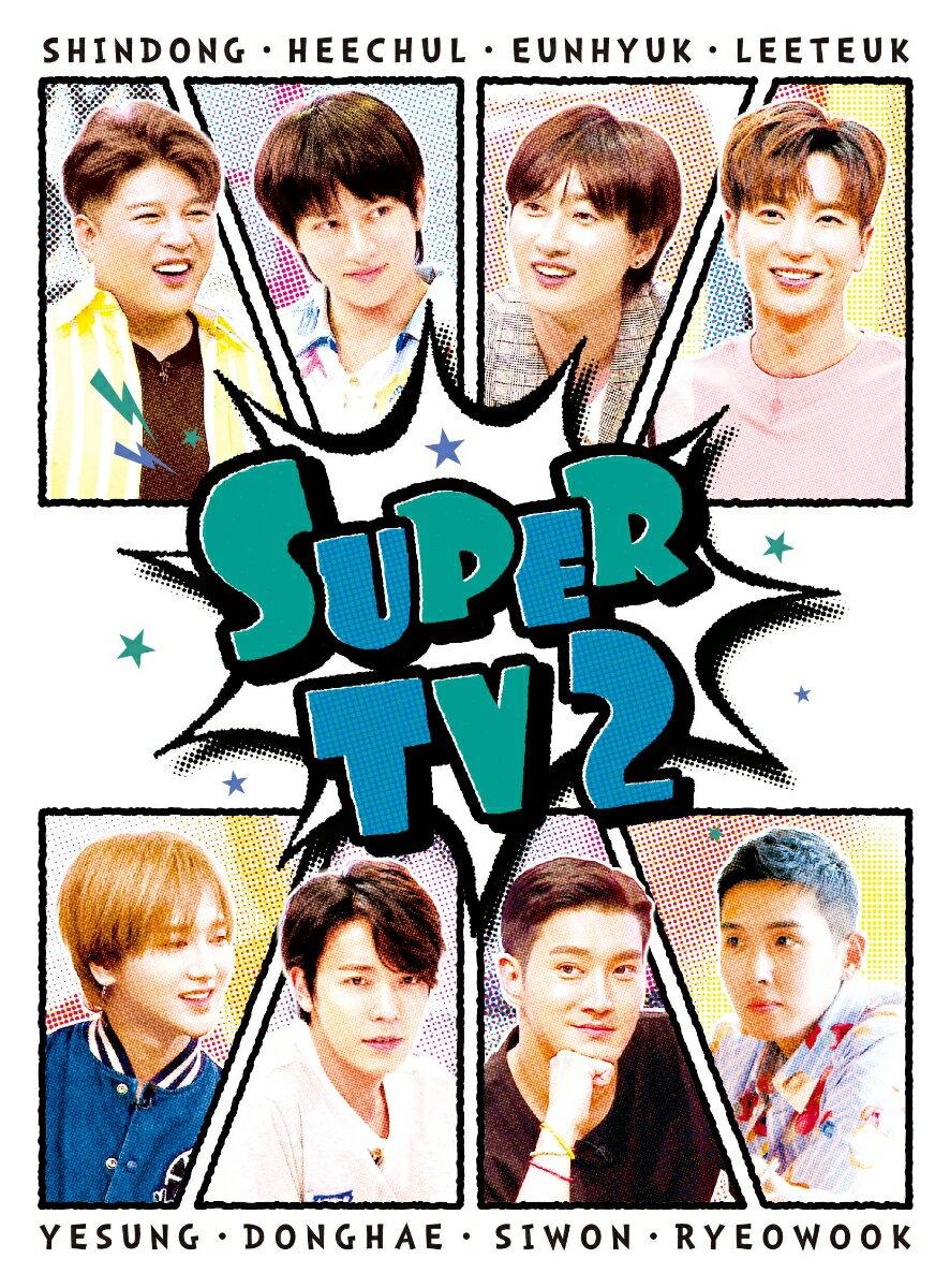お笑い・バラエティー, その他 SUPER TV2 SUPER JUNIOR