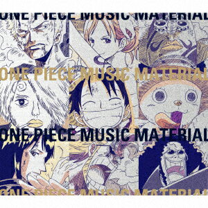 ONE PIECE MUSIC MATERIAL画像