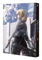 TVアニメ「進撃の巨人」 Season3 3(初回限定版)【Blu-ray】