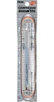 パックシャープグラフギア 芯径0.3