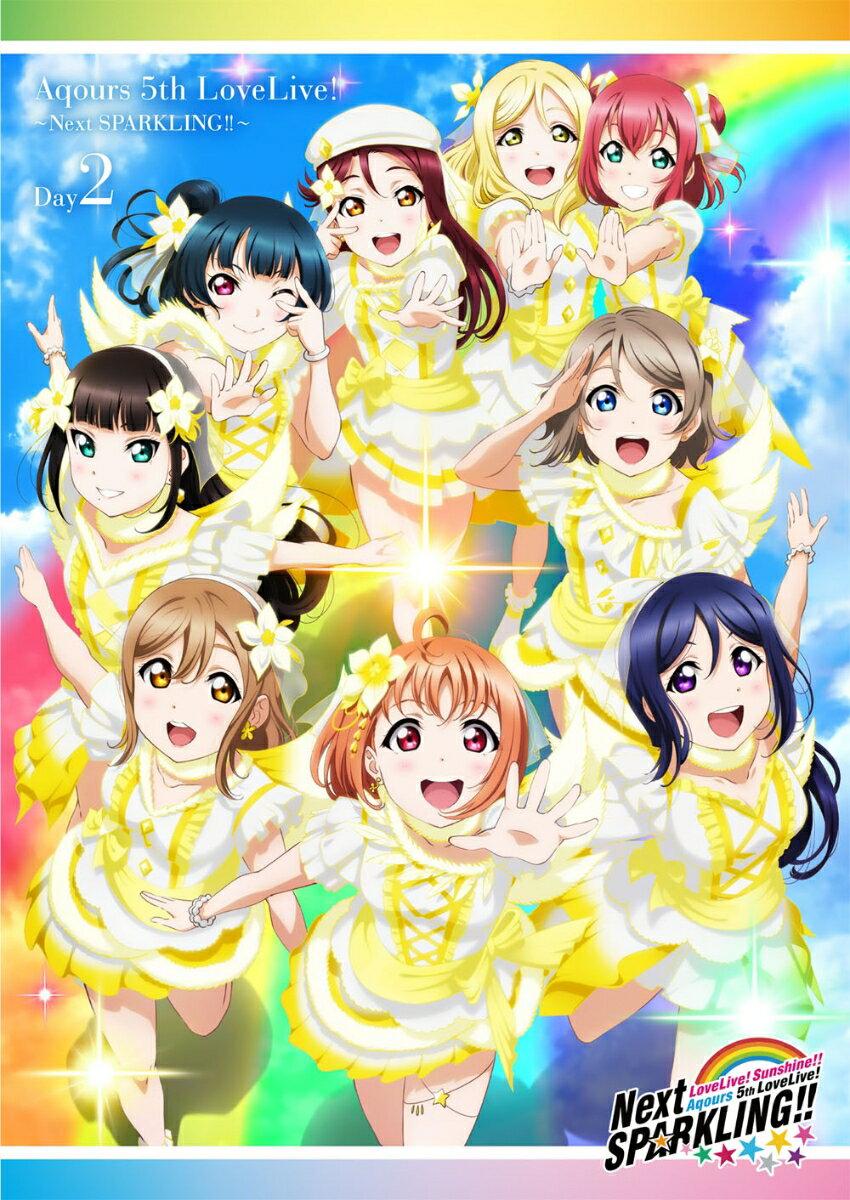 アニメ, その他 !!! Aqours 5th LoveLive! Next SPARKLING!! Day2 Aqours