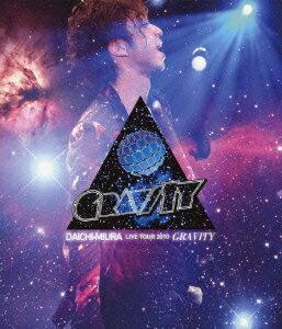 DAICHI MIURA LIVE TOUR 2010 GRAVITY【Blu-ray】 [ 三浦大知 ]