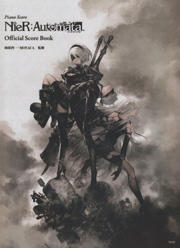 本・雑誌・コミック, 楽譜 NieRAutomata Official Score Book