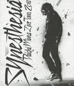DAICHI MIURA LIVE TOUR 2011 Synesthesia【Blu-ray】 [ 三浦大知 ]