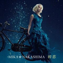 【送料無料】初恋(CD+DVD) [ 中島美嘉 ]