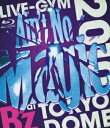 "B'z LIVE-GYM 2010 ""Ain't No Magic at TOKYO DOME【Blu-ray】 [ B'z ]"